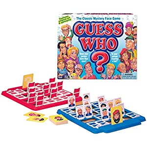 Winning Moves Guess Who? Card Game