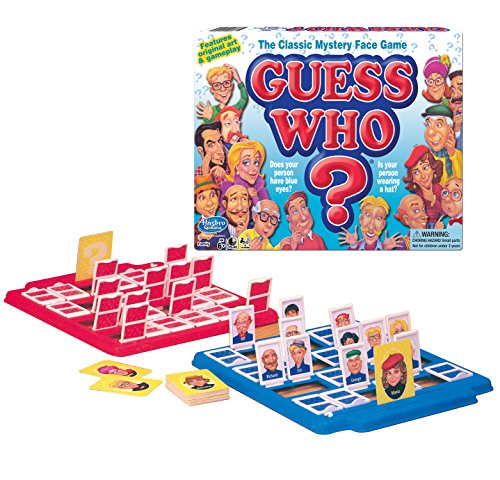 Guess Who? Board Game -