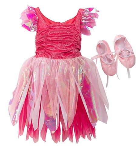 Barbie & Me Dress Up Set - Ballerina (Barbie Halloween Dress Up Game)