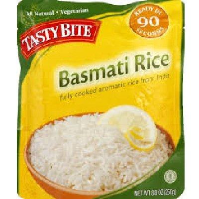 Tasty Bite Basmati Rice 24x 8.8OZ by TASTY BITE