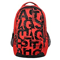 Hashtag Kranny HT1815B Backpack  Red