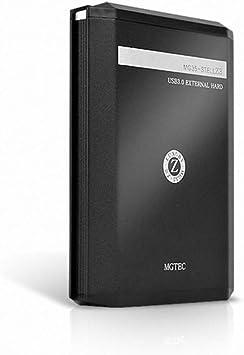 MGTEC MG35 STELL Z3 STSmart外付けハードディスク4 TB安定したスタック可能なUSB 3.0 L Z3 STSmart External Hard Disk 4 TB Stable & Stackable USB 3.0