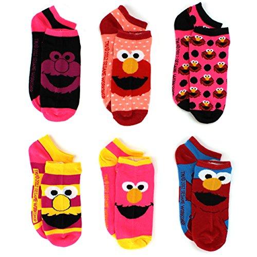 Sesame Street Adult Womens Ankle