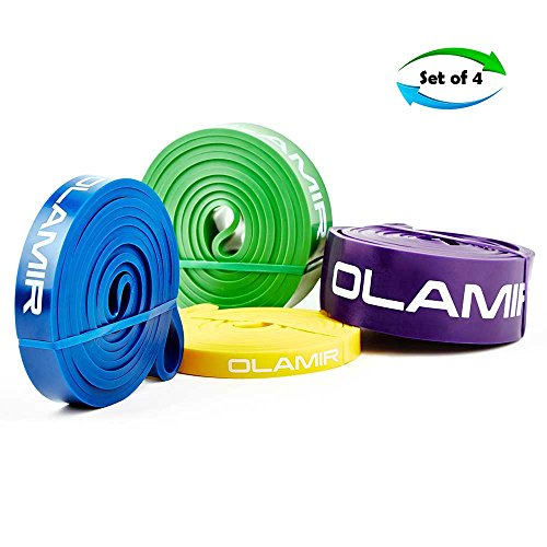 Olamir Pull Up Assist Band Resistance Bands Exercise Bands F