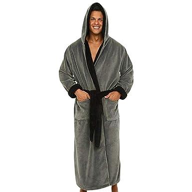 Robe De Chambre Homme Grande Taille