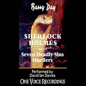 Sherlock Holmes and the Seven Deadly Sins Murders Hörbuch
