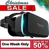 Pansonite Premium 3D VR Glasses with Adjustable Lenses...