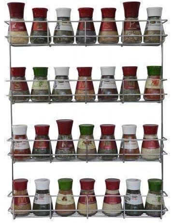 b481ca372771b Copa Design KR3000 étagère à épices - pour 4 x 8 pots à épices - rangement
