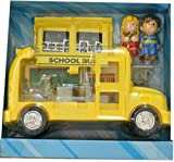 Kid Connection School Bus play set