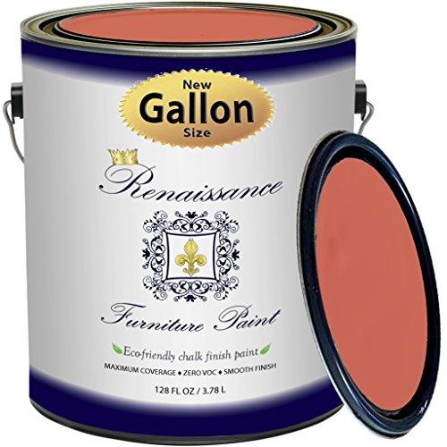 Renaissance Chalk Finish Paint - Spiced Cider - Gallon (1...