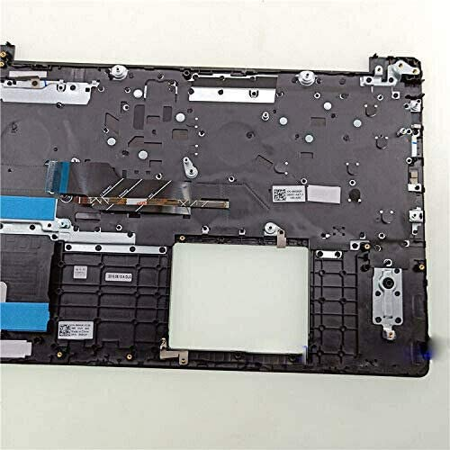 Compatible Replacement for Dell G3 3579 Palmrest Upper Case Keyboard Bezel KB 0N4HJH