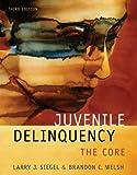 Juvenile Delinquency 3rd Edition