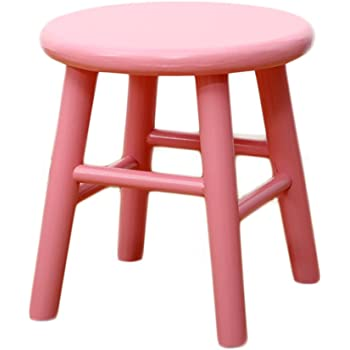 Charmant Sigmat Wood Kid Round Stools And Toddler Chair Pink
