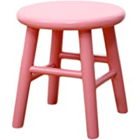 Sigmat Wood Kid Round Stools and Toddler Chair