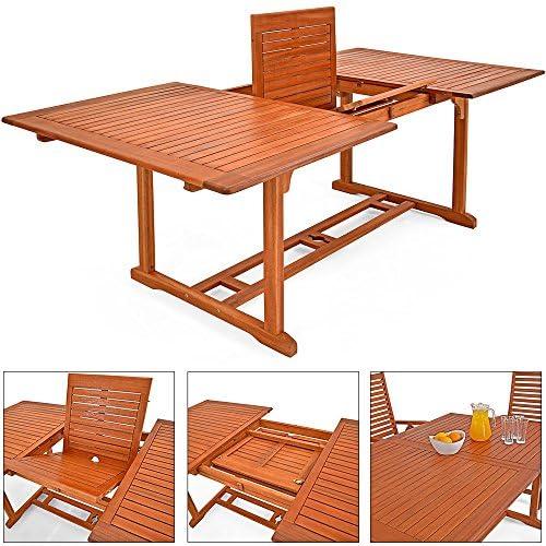 Grau Prosperplast Uniqubo 4 1 Gartenm/öbel-Set Tisch 4 Sitzfl/ächen M/öbelset