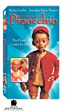The Adventures of Pinocchio [VHS]