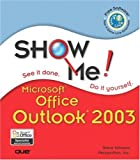 Microsoft Office Outlook 2003, Steve Johnson and Perspection, Inc. Staff, 0789730081