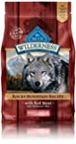 Blue Buffalo Wilderness Adult Rocky Mountain Recipes Red Meat Small Breed - Grain Free