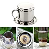 Buy Coffee Maker Online Coffee Pots - 1pc Stainless Steel Coffee Pot Drip Machine Filter Type Brewing Teapot Maker Drinkware - Kuerig Thermal Percolator And Work 12 Vintage Grinder Prime Beach