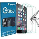 iPhone 8 Plus / 7 Plus / 6s Plus / 6 Plus Screen Protector, Tersely [2 Packs] Case Friendly Tempered Glass Screen Protectors Film Guard for Apple iPhone 8 Plus / 7 Plus / 6s Plus / 6 Plus [5.5 inch]