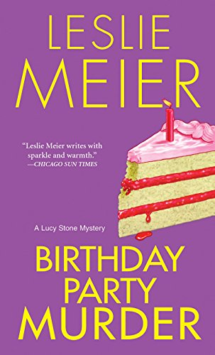 Birthday Party Murder (A Lucy Stone Mystery Series Book -