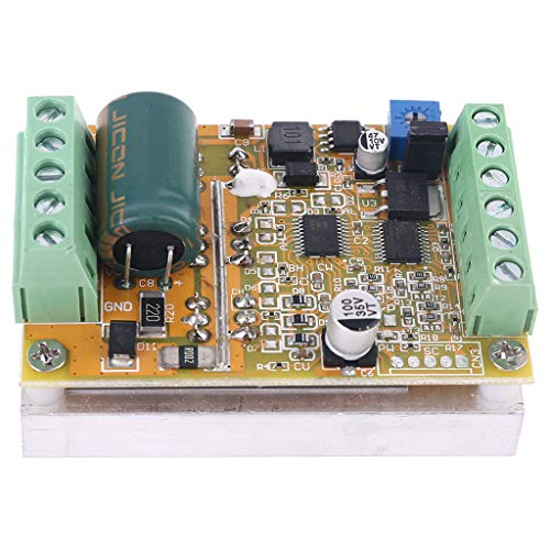 350W 5-36V Brushless Controller Electric Motor Speed Controller BLDC Wide Voltage High Power Three-phase