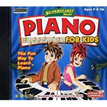 Piano for Kids (Jewel Case)