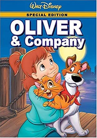 Amazon Oliver Company Special Edition Joey Lawrence Billy