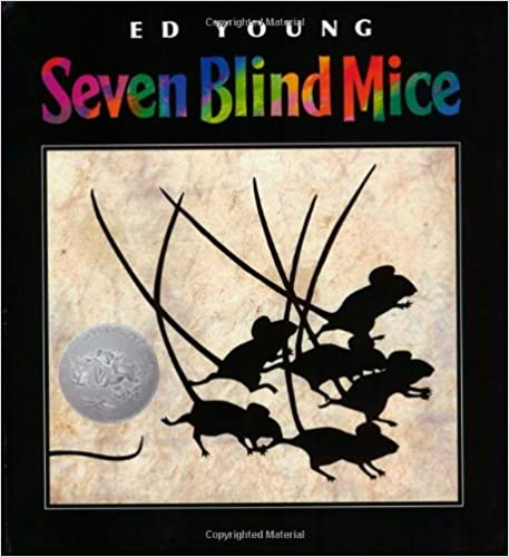 Book Seven Blind Mice (Reading Railroad)