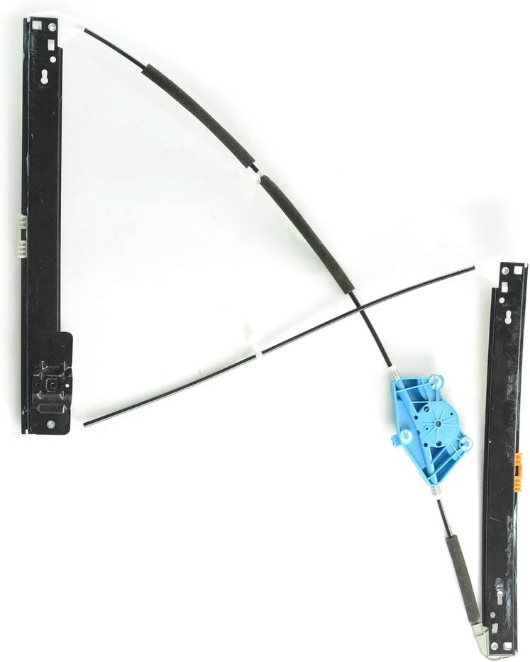 MILLION PARTS Front Right Side Power Window Regulator Without Motor for Audi 2007-2008 RS4 /& 2004-2008 S4 /& 2002 2003 2004 2005 2006 2007 2008 A4//A4 Quattro