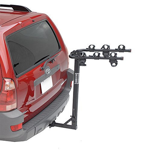 Hollywood Racks HR6500 Traveler 3-Bike Hitch Mount Rack (...