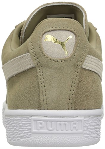 Puma Classic Wedge L - Sneakers basses - Homme Chinchilla/Puma White