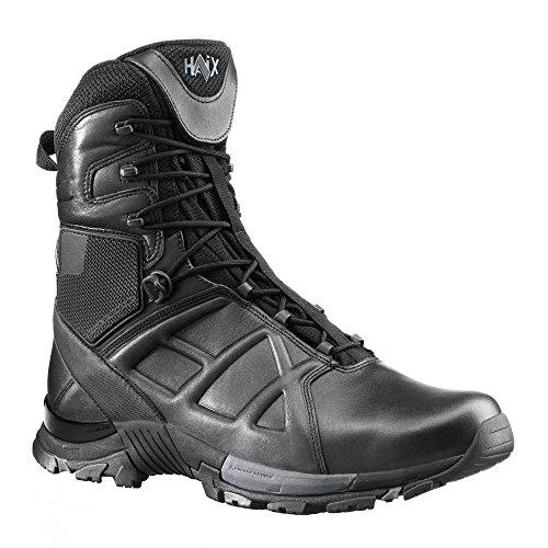 für Wetterfester Arbeitsschuh und Tactical Eagle 20 Black High Funktionsschuh Haix Soldaten Polizisten q41AwaO