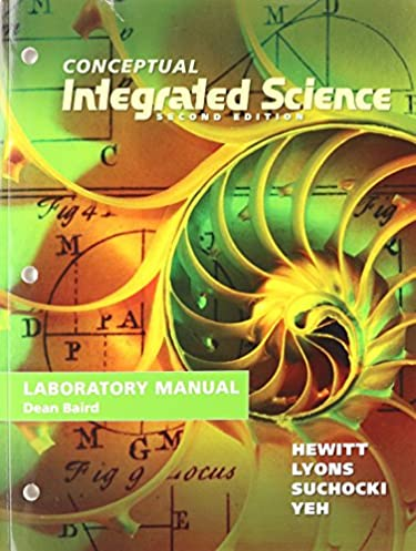 amazon com lab manual for conceptual integrated science rh amazon com