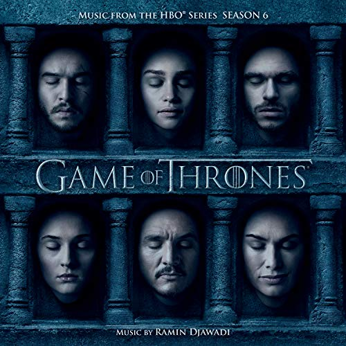 - Game Of Thrones: Season 6 (Music from the HBO Series)