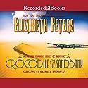 Crocodile on the Sandbank: The Amelia Peabody Series, Book 1 Audiobook by Elizabeth Peters Narrated by Barbara Rosenblat