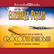 Crocodile on the Sandbank: The Amelia Peabody Series, Book 1 | Elizabeth Peters