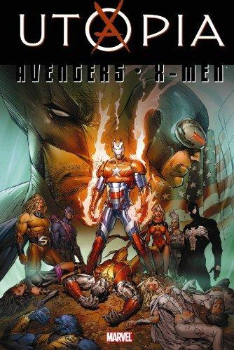 (Avengers/X-Men: Utopia TPB (Graphic Novel Pb) by Fraction, Matt (2010) Paperback)