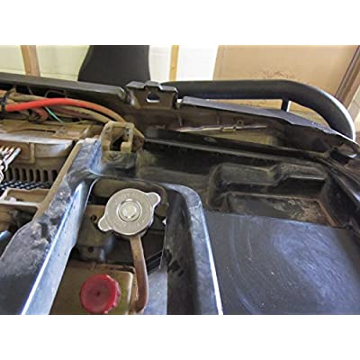 Polaris RZR 800 900 Cooling System Radiator Cap (2012-14) - 1240300: Automotive