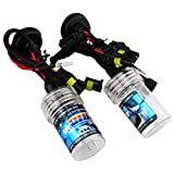 MeiBoAll HID Xenon lamp High Intensity Discharge Lamp System HID Xenon Replacement Bulbs 12V55W H8H9H11 3000K