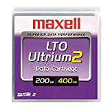 Case of 20 - Maxell LTO Ultrium 2 Data Cartridges 200/400GB