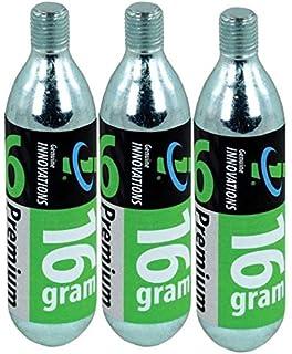 SodaPlus SP01244 10-Count CO2 Carbonizing Charging Cartridges