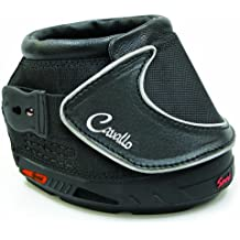 Cavallo Sport Hoof Boot for Horses, Size 2, Black