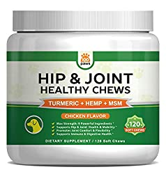 Image of the product Hip & Joint Supplement that is listed on the catalogue brand of 100 Paws.