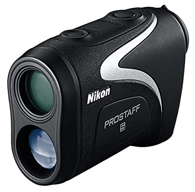Nikon ProStaff 5 Laser Rangefinder, Black from Nikon Sport Optics