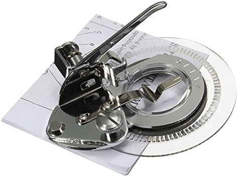 Disco bordado prensatelas para hogar Máquina de coser herramienta accesorios partes de punto de flores: Amazon.es: Hogar
