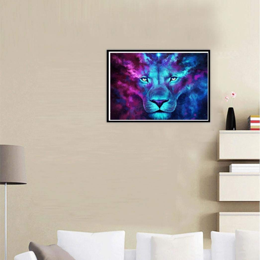 Staron Clearance Cross Stitch Kit Crystals DIY 5D Diamond Painting Rhinestone Pictures Embroidery Wall Art Decor A Cat 5D Diamond Painting Hat Cats