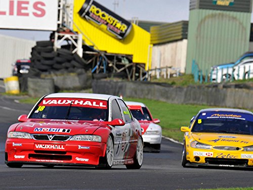 2017 Knockhill Super Touring Car Festival