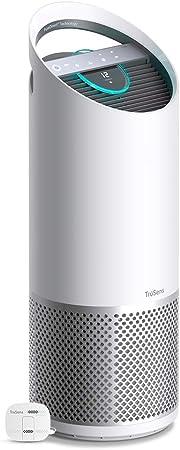 Leitz TruSens Z-3000 HEPA-Purificador de Aire con Sensor de Calidad para alérgenos, olores y sustancias nocivas, para Espacios Grandes de hasta 70 m 2, Blanco, Grande: Amazon.es: Hogar
