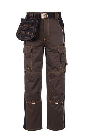 VIS-NB Arbeitsbekleidung Berufskleidung Arbeitshose Arbeitsjacke Latzhose